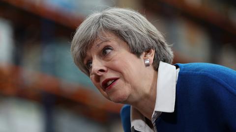 Brytyjska prasa nazywa wizję Theresy May nowym konserwatyzmem