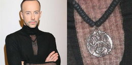 Nergal promował satanizm w TVP?! Zobacz co miał na szyi!