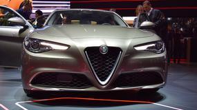 Alfa Romeo Giulia - piękna rywalka Passata (Genewa 2016)
