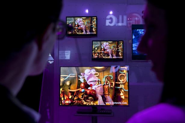 Telewizory OLED firmy LG
