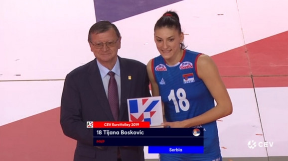 Tijana Bošković i Aleksandar Boričić