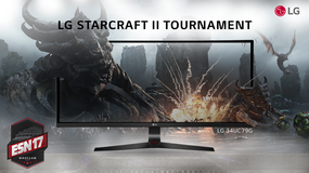 Turniej LG StarCraft II Tournament na ESN 1