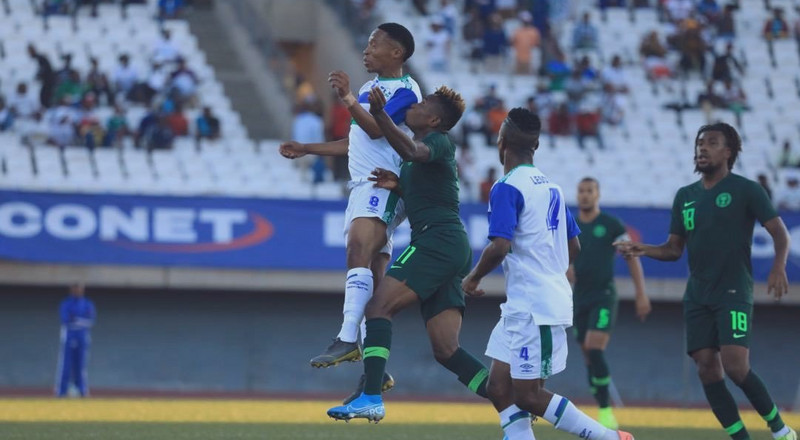 Nigeria 4 Vs 2 Lesotho: 5 things we learnt from Super Eagles win