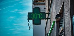 Pogoda. Ostrzeżenia IMGW 1. stopnia. Męczący upał przez kilka dni