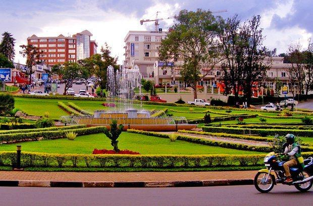 Kigali is Africa's cleanest city