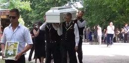 Dzień przed Kristiną, pochowali 11-letnią Darię. Porwano je i zabito tego samego dnia