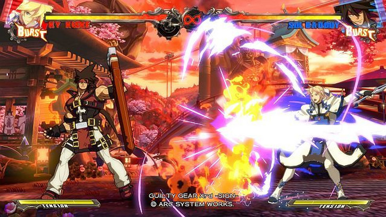 Guilty Gear Xrd -SIGN- nadciąga do Europy, a Guilty Gear XX Accent Core Plus trafi na PC