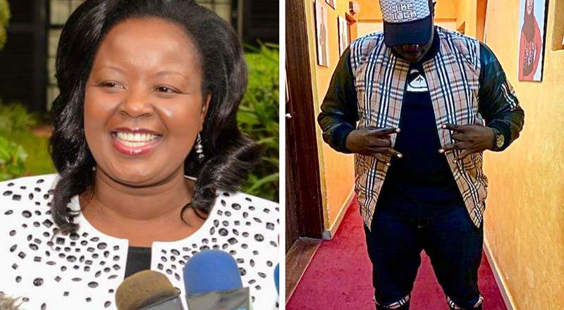 You cannot re-brand evil - Bishop Margaret Wanjiru goes after Willis Raburu's show