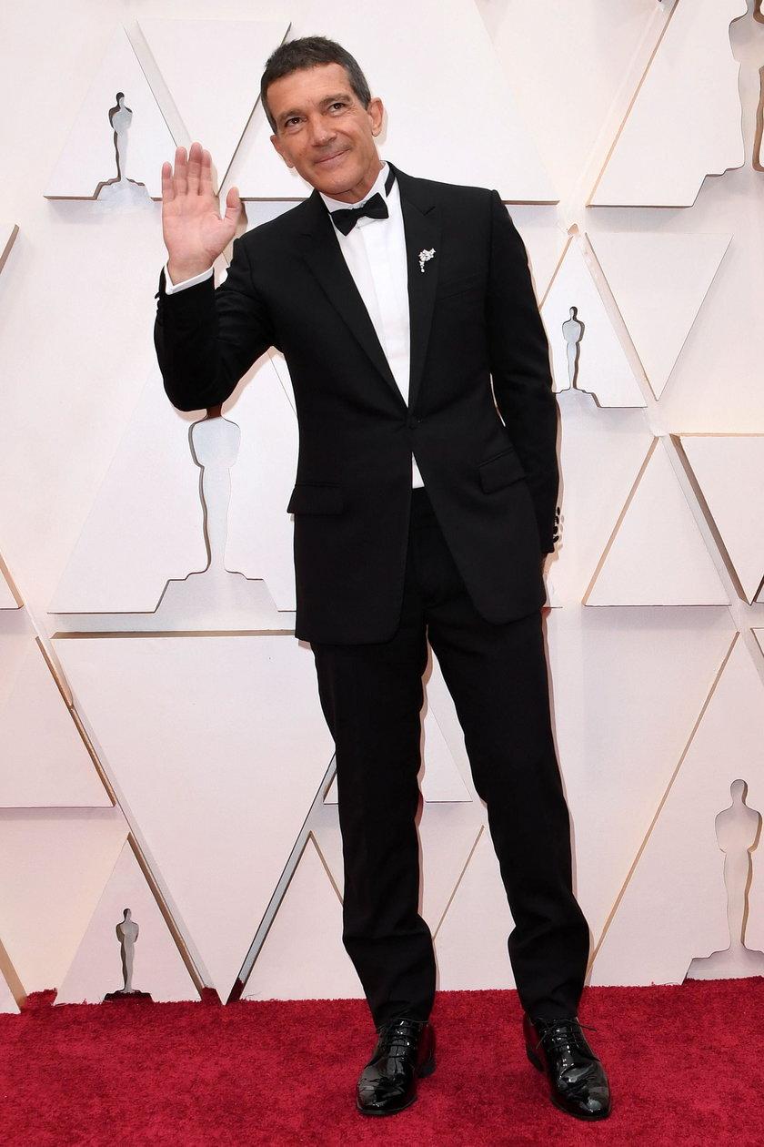 Antonio Banderas na 92. gali rozdania Oscarów