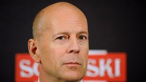 Bruce Willis promuje polską wódkę