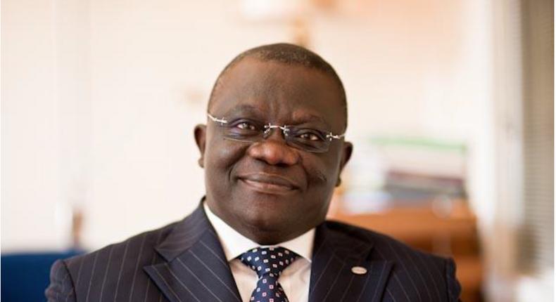 Board Chairman of the GSE, Mr Albert Essien