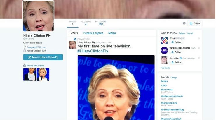 Muva, Hilari Klinton