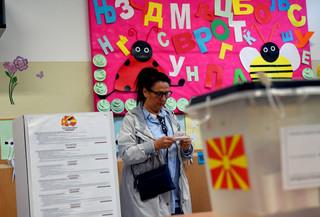 Trwają wybory prezydenckie w Macedonii Północnej: Czy okażą się nieważne?