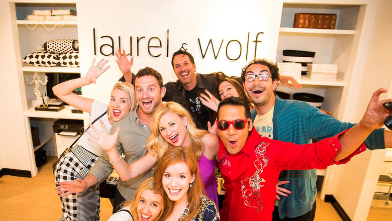 The Laurel & Wolf team