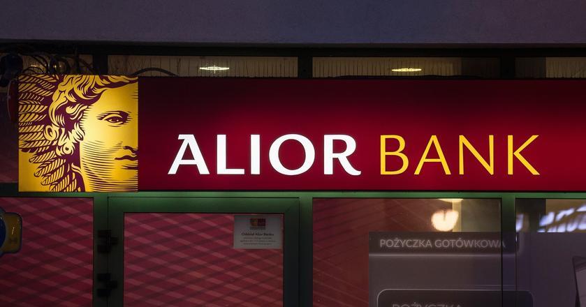 Alior Bank przedstawił wyniki finansowe