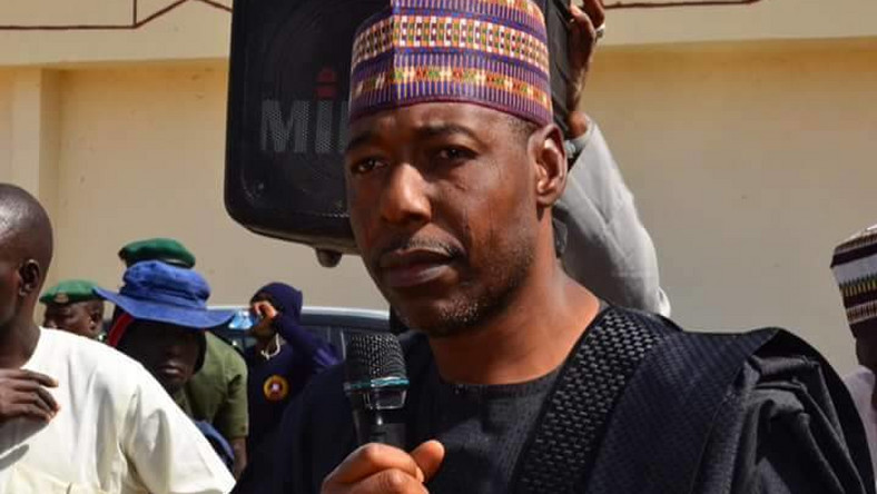 Borno state Governor, Prof. Babagana Zulum   [Faces International Magazine]