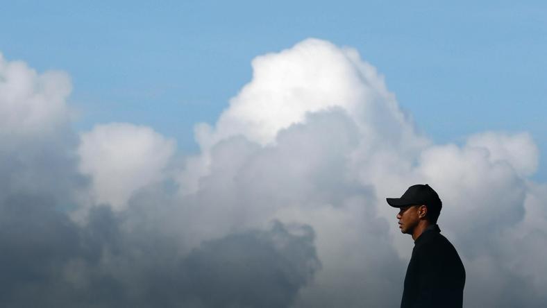 Nie jest łatwo być Tigerem Woodsem