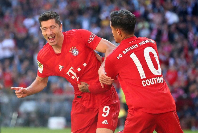 W sobotę (21 września) napastnik Bayernu Monachium zdobył dwie bramki i miał olbrzymi udział w wygranej 4:0 nad 1.FC Köln.