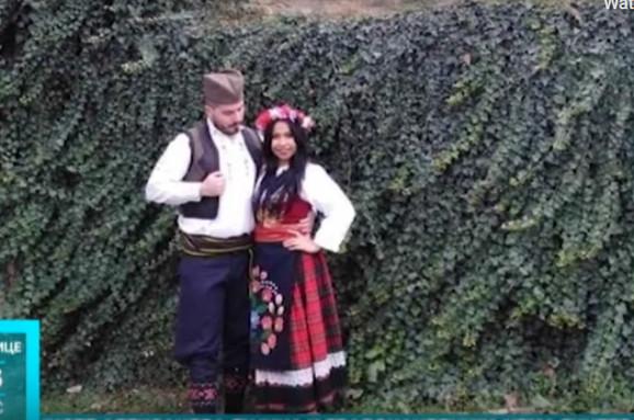 Meksikanka Liliana i njen suprug