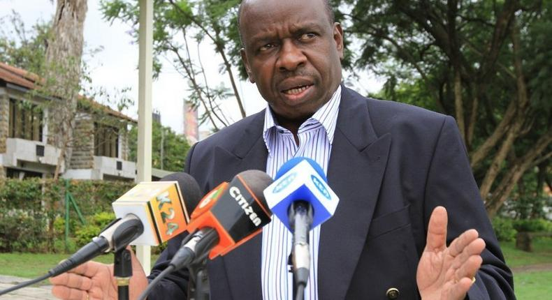 Why John Mututho is leading fight against proposed ban on sale of alcohol