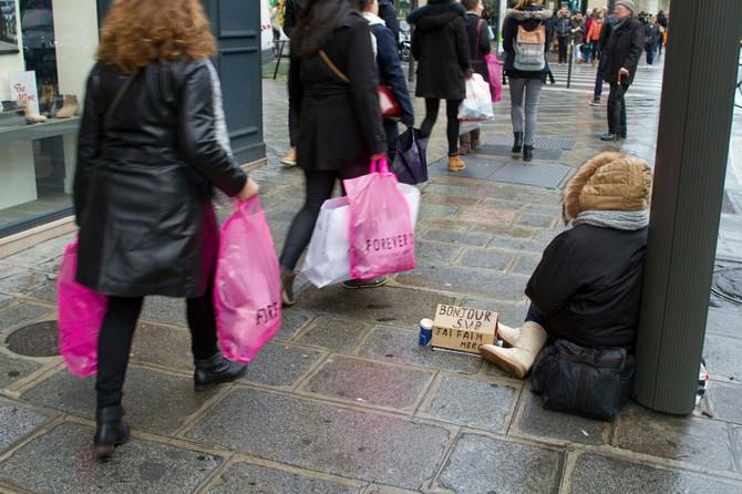 Bskućnice dane provode na ulici, a u Prenoćište dolaze oko 7 uveče (fotografija je ilustracija)