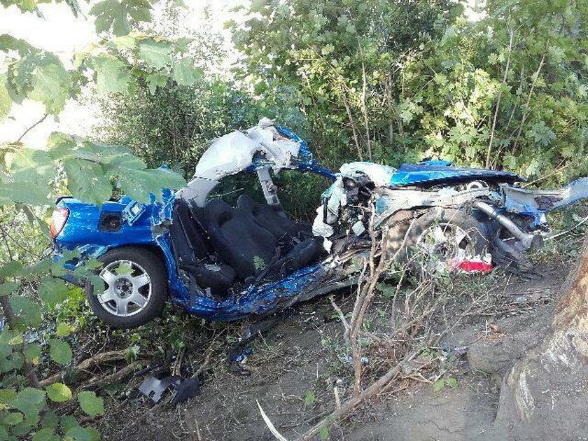 Tragiczny wypadek w Mikołowie. Nie żyje młody piłkarz