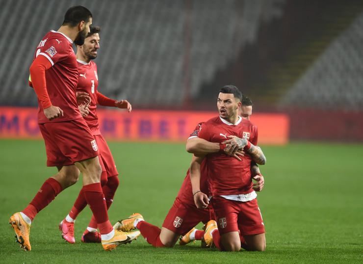 Fudbalska reprezentacija Srbije, Fudbalska reprezentacija Rusije