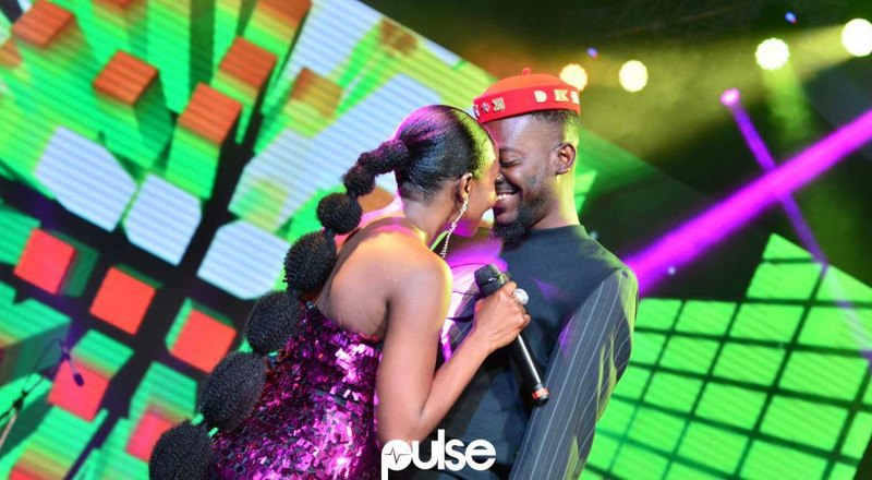 Celebrating 10 Nigerian celebrity couples on Valentine's Day