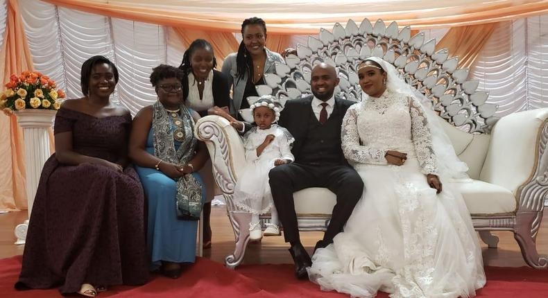 Senior KTN reporter Hussein Mohammed weds longtime girlfriend