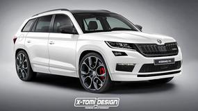 Skoda Kodiaq RS - zapowiedzią nowych wersji