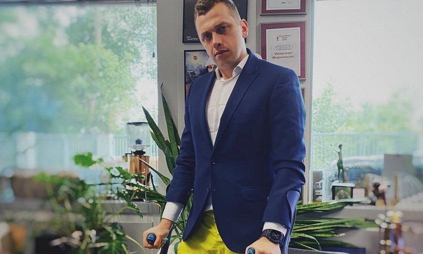 Wojciech Bojanowski przeszedł operację.