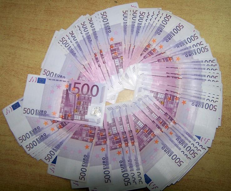 Neprijavljeni novac