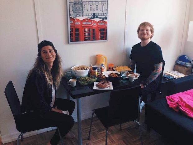 Ed Sheeran Tour Wiki