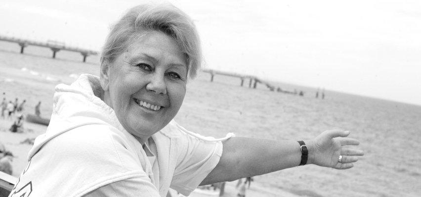Przyjaciele pożegnali Krystynę Kołodziejczyk kontrowersyjnym nekrologiem!