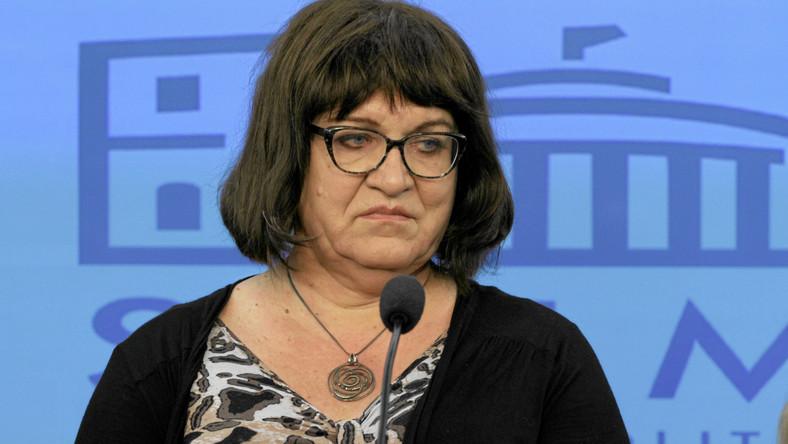 Anna Grodzka zgodziła się kandydować na wicemarszałka Sejmu