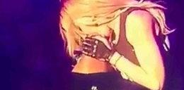 Madonna go pocałowała, a jemu zrobiło się niedobrze