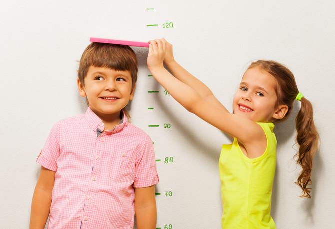 Izračunajte genetski potencijal vašeg deteta