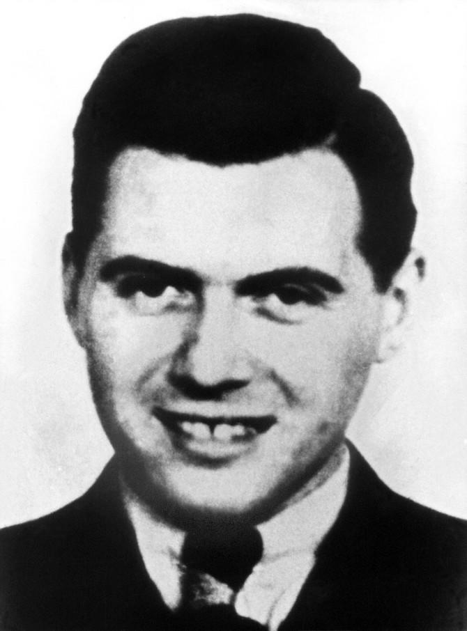 Jozef Mengle