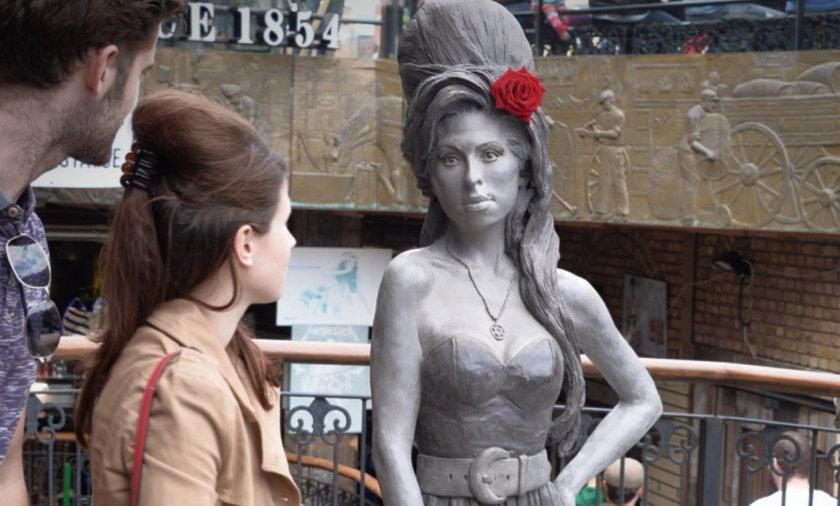 Pomnik Amy Winehouse