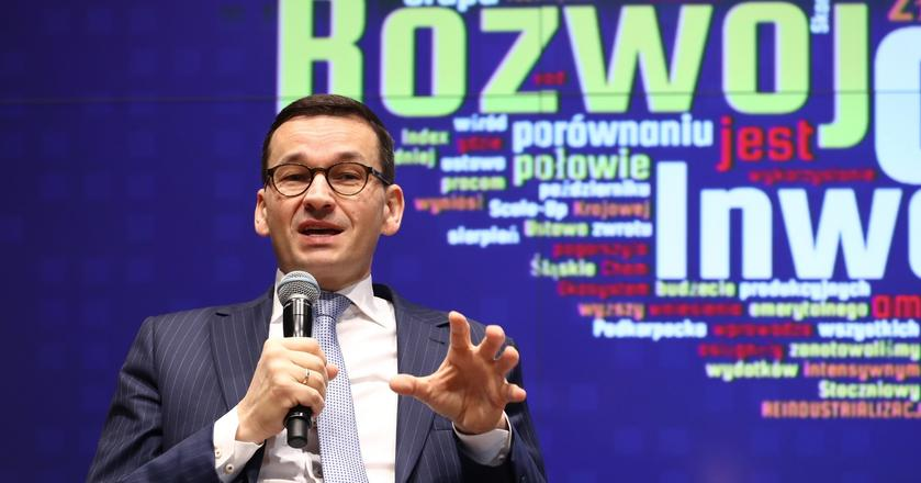 """BI: Wicepremier Morawiecki: """"Nie będziemy robić nerwowych ruchów wokół OFE"""""""
