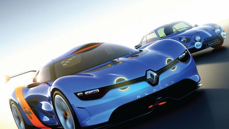 Zawodnicy startujący za kierownicą legendarnego już renault alpine 110 berlinetta wiele razy stawali na podium w rajdowych mistrzostwach świata. Dziś inżynierowie Renault zbudowali alpine A110-50 na bazie ramy wyścigowego modelu renault megane trophy. Samochód mierzy 4,33 m długości, 1,96 m szerokości i 1,23 m wysokości. Karoseria powstała z karbonu dlatego pojazd gotowy do jazdy waży tylko 880 kg. Pod maską benzynowe V6 o pojemności 3,5 l. Silnik umieszczony centralnie produkuje 400 KM (moment obrotowy 422 Nm). Napęd trafia na tylne koła.
