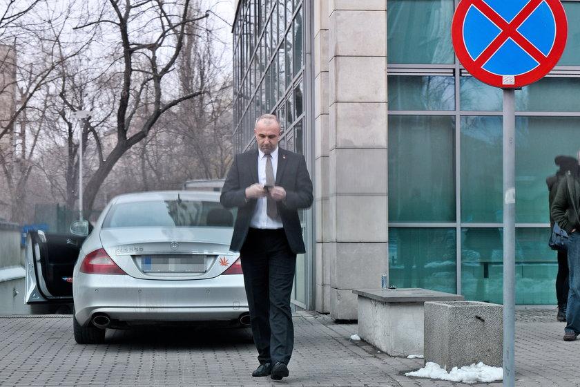 Wojciech Penkalski, poseł Twojego Ruchu.