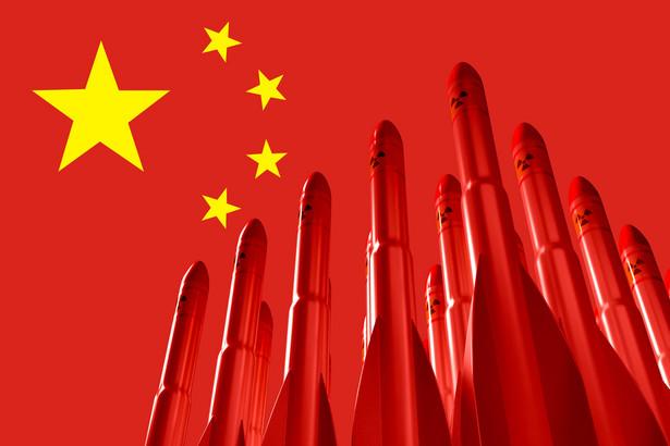 Chiny posiadają obecnie około 350 głowic nuklearnych