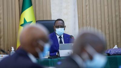 Communiqué du Conseil des ministres du 12 Mai 2021