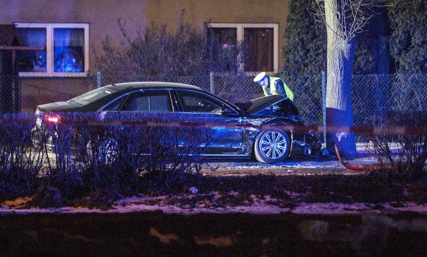 Kierowca Beaty Szydło usłyszy zarzuty?