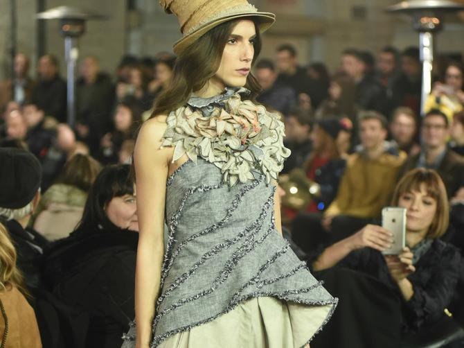 Svečano zatvoren Belgrade Fashion Week spektakularnom revijom u srcu grada
