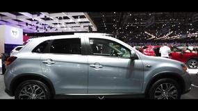 Genewa Motor Show 2017 - co pokazało Mitsubishi