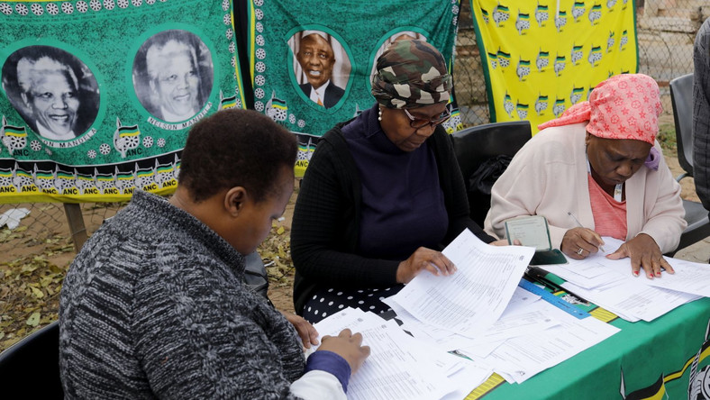 Wybory w RPA