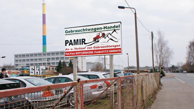 W cztery dni dookoła niemieckich komisów