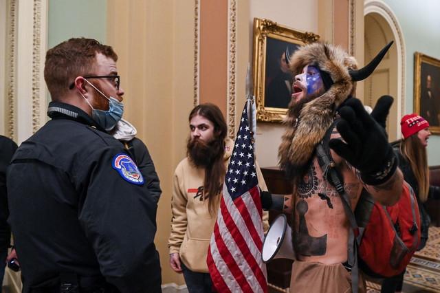Upad u Kapitol